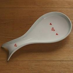 Anya Spoon rest, W9.5 x L20cm