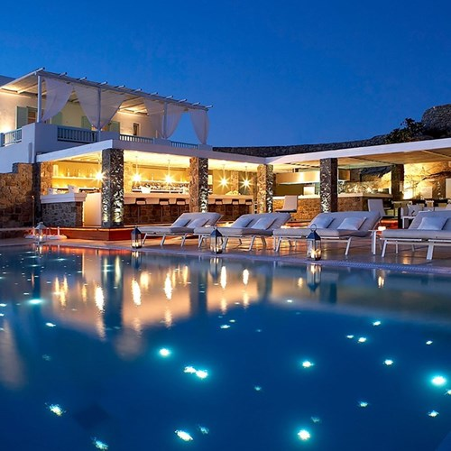 Gift Voucher towards one night at The Bill & Coo for two, Mykonos