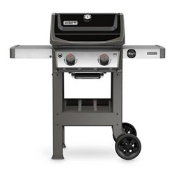 Spirit II  Gas barbecue - E-210 GBS, H145 x W122 x D66cm, black