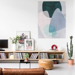 Graphic - Graphic 150c Wall decoration, 120 x 160cm