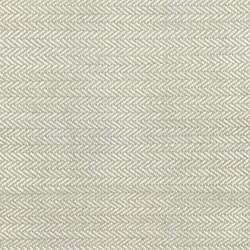 Herringbone Woven cotton rug, W61 x L91cm, ocean