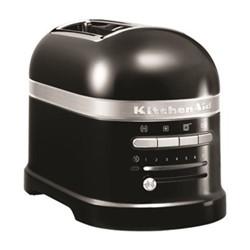 Artisan 2 slot toaster, onyx black