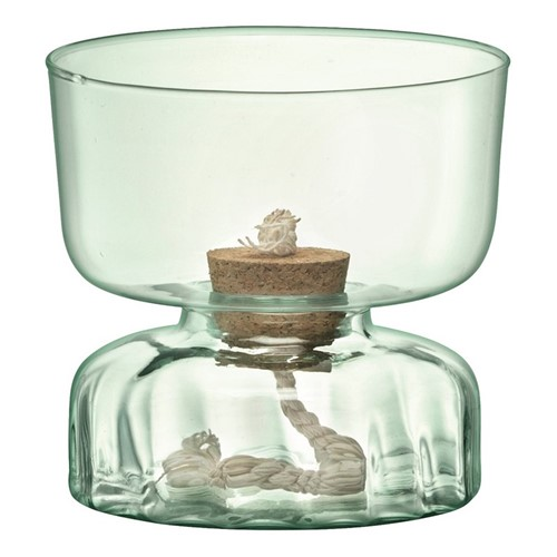 Canopy Self watering planter, H13cm, clear