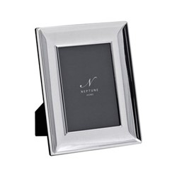 """Porter Photo frame, 5 x 7"""", silver plated"""