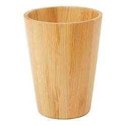 Mezza Bin, H26 x W20 x D20cm, oak