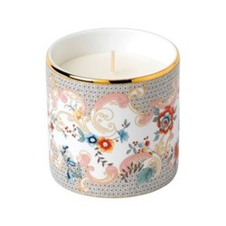 Wonderlust - Rococo Flowers Scented candle, H8.5 x D8.5cm