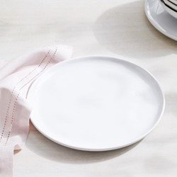 Portobello Side plate, Dia21cm, white