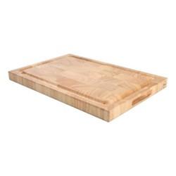 Hevea Chopping board, W28 x L42cm, hevea