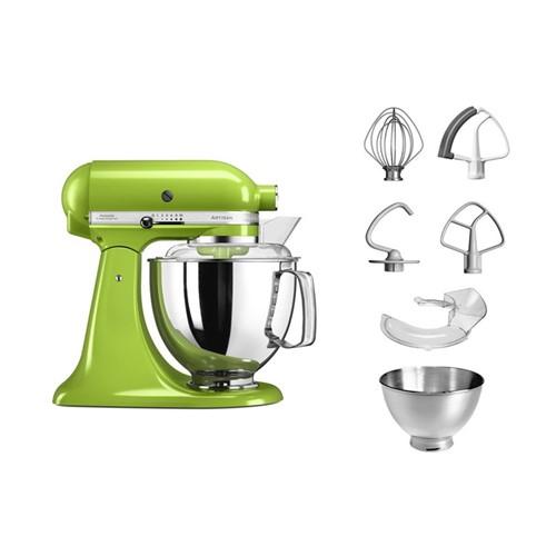 Artisan Stand mixer, 4.8 litre, green apple
