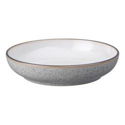Studio Grey Large nesting bowl, 20.5 x 4.5cm, grey/white