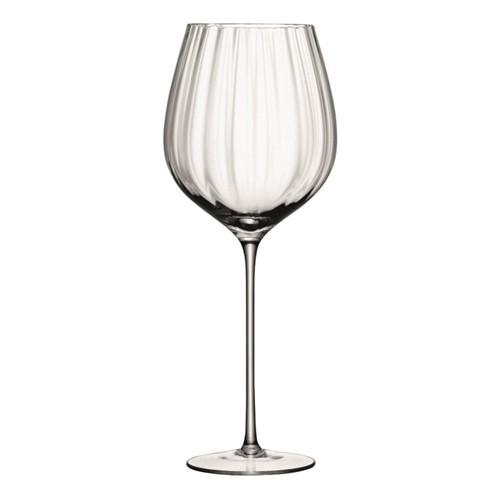 Aurelia Set of 4 red wine glasses, 660ml, clear