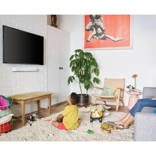 Beam Soundbar wall mount, white