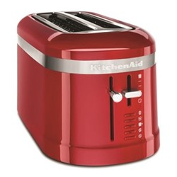 Design 4-slice long slot toaster, empire red