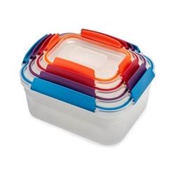 Nest 4 piece container set, multicolour