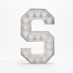 Vegaz S Letter light, H60cm