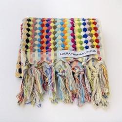 Terry Hand towel, 45 x 90cm, multicoloured spot