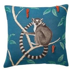 Jackfruit Cushion, 45 x 45cm, eucalyptus