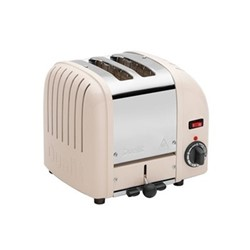 Classic Vario 2 slot toaster, limestone