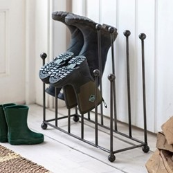 Farringdon Welly stand, H52 x W54 x D20cm, steel