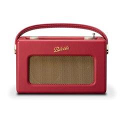 Revival iStream 3 DAB/DAB+/FM smart radio, H16 x W25.5 x D11cm, berry red