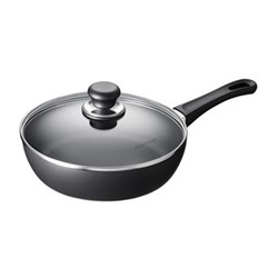 Classic Induction Saute pan with lid, 28cm