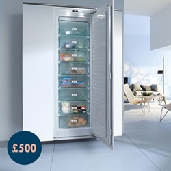 Freezer Home Appliance Gift Voucher