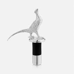 The Highland Safari Collection Stopper, D4.5 x H11cm, pheasant