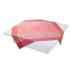 Asia Mood Tablecloth, 120 x 120cm, tea pink
