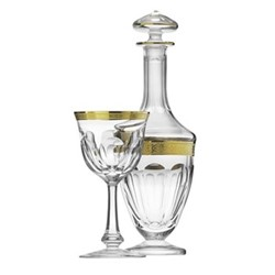 Lady Hamilton Decanter, 950ml, clear