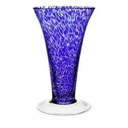 Studio - Vanessa Vase, 28cm, sicilian blue
