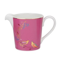 Chelsea Collection Cream jug, 25cl, pink