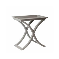 Sydney Side table, W60 x D40 x H60cm, purbec stone