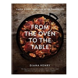 From The Oven To The Table - Henry, Diana
