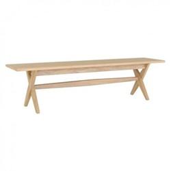 Austin Bench, W40 x H45 x L172cm, oak