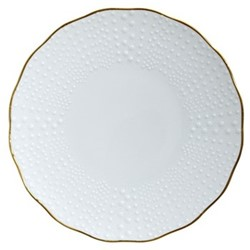 Corail Gold Set of 3 charger plates, 31.5cm