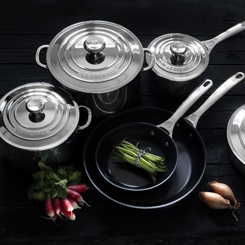 Signature Stainless Steel Cookware