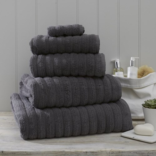 Hydrocotton Slate Towels