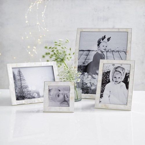 Mother Of Pearl Photograph Frames
