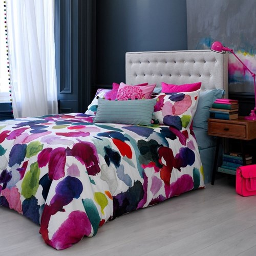 Abstract Bed Linen