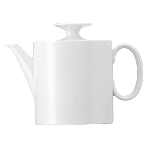 Medaillon White Tea Set
