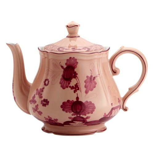 Oriente Italiano Vermiglio Tea Set