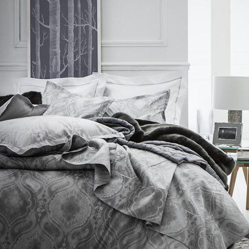 Grey Namaste Bed Linen