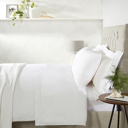 200 Thread Count Egyptian Cotton Fine Cord Bed Linen