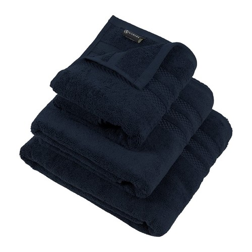 Egyptian Cotton Navy Towels