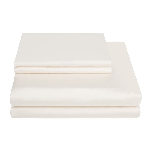 Egyptian Cotton Ivory Bed Linen