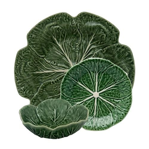 Green Cabbage Dinnerware