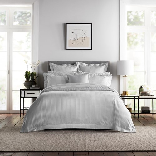 Millenia Silver Bed Linen