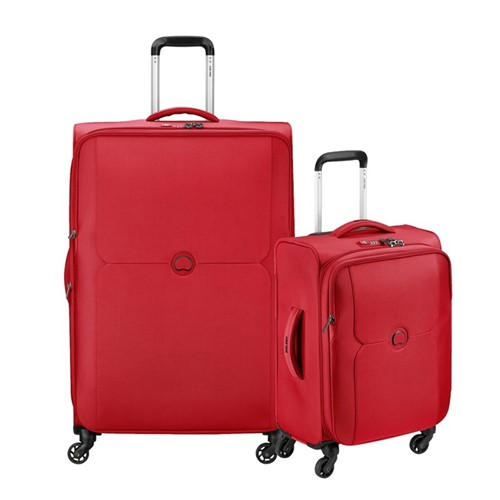 Mercure Red Luggage