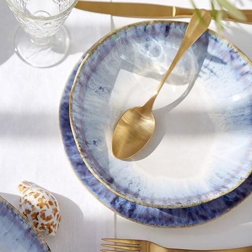 Costa Nova Brisa Ria Blue Dinnerware