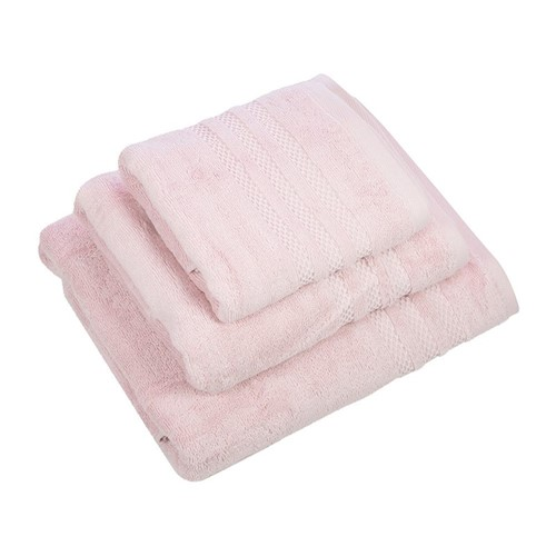 Egyptian Cotton Blush Pink Towels